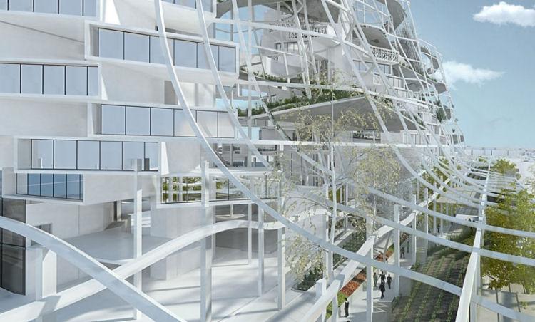 Urban Agro-structure for Jerusalem