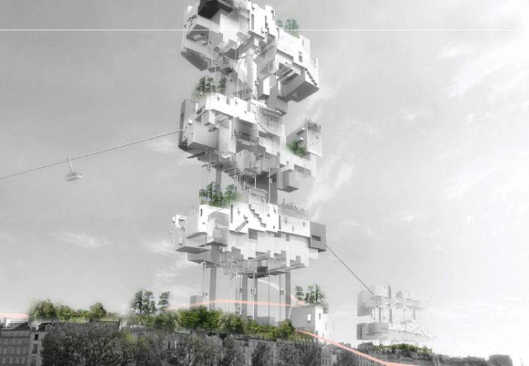 Vertical Paris