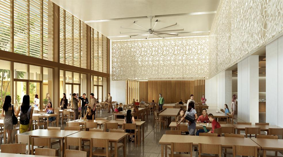 Residential College Dining Hall
