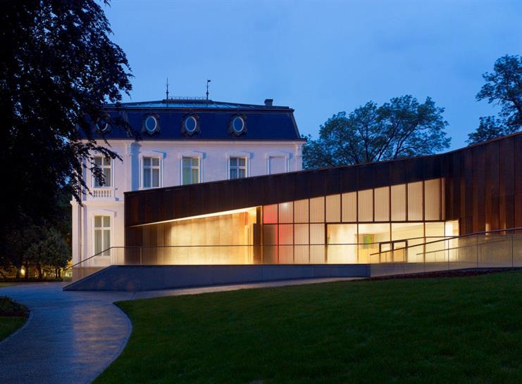 Villa Vauban Art Museum, Luxembourg