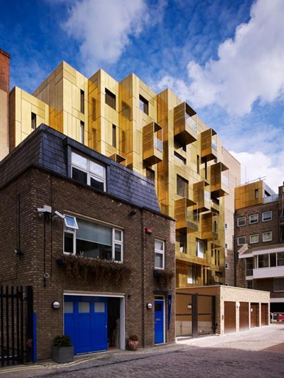 10 Weymouth Street, UK