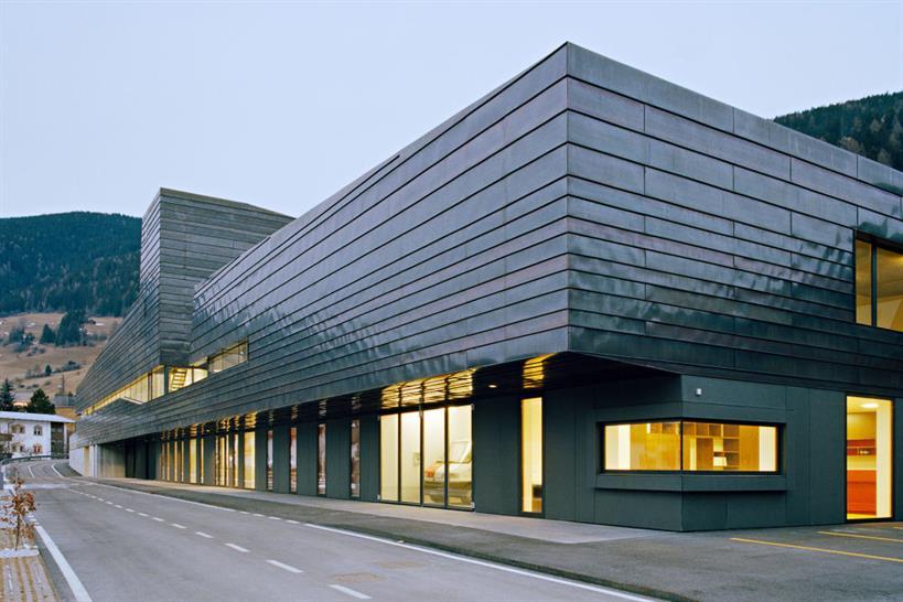 Civil Protection Centre, Italy; © Hertha Hurnaus