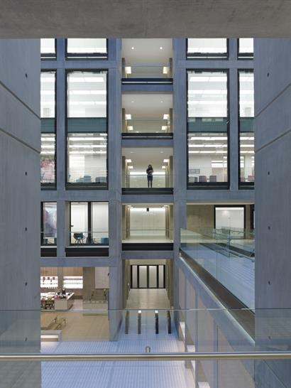 Photography: Tim Soar, Architect: Allford Hall Monaghan Morris