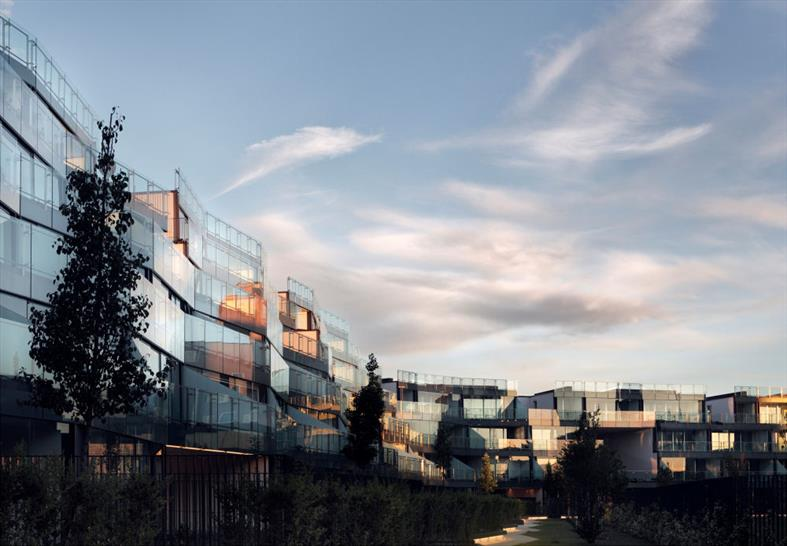 OBR Open Building Research for Milanofiori Residential Complex