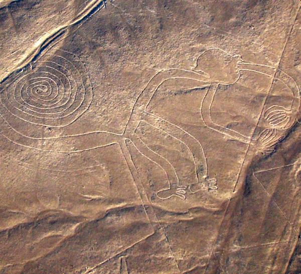 Lines and Geoglyphs of Nasca, Ica Region, Peru