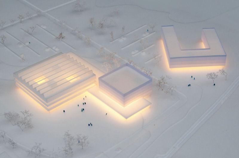 Images courtesy of Dorte Mandrup arkitekter