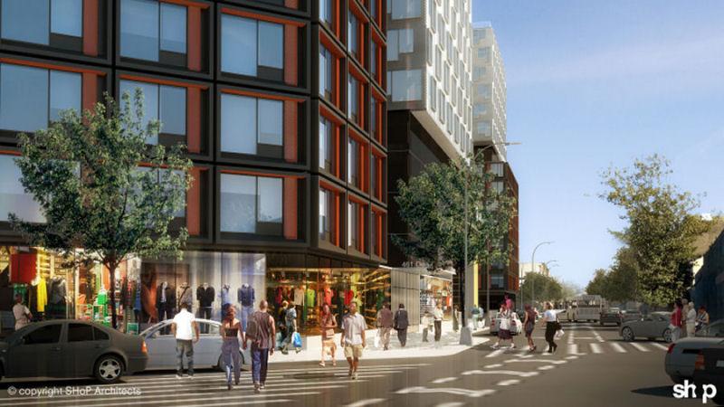 Images courtesy of SHoP Architects
