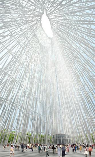 Images courtesy of Sou Fujimoto architects
