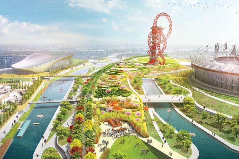 Design by Ken Smith Landscape Architect