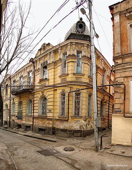 Gudiashvili Square now