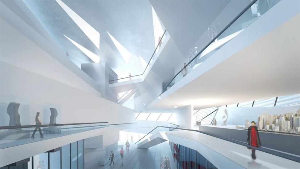 Dalian Urban Planning Museum