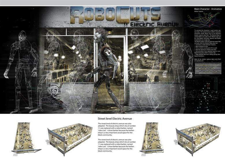 Kibwe Tavares: Robots of Brixton