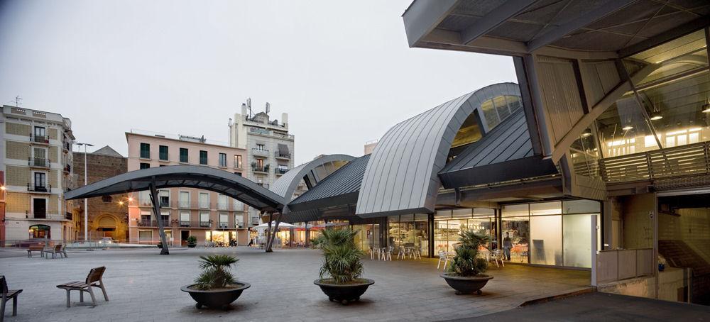 Barceloneta Market