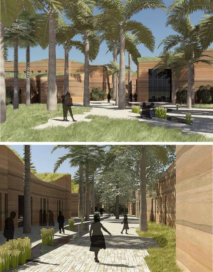 Perkins + Will: The Kuwait Teaching School