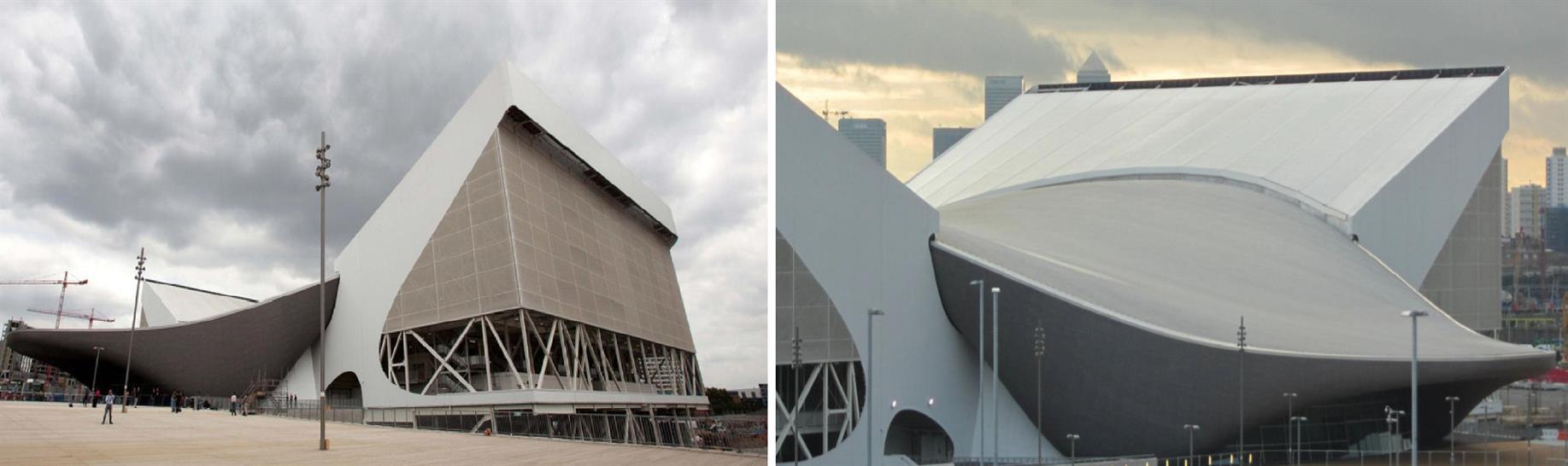 Aquatics Centre. Images: Serge Ferrari