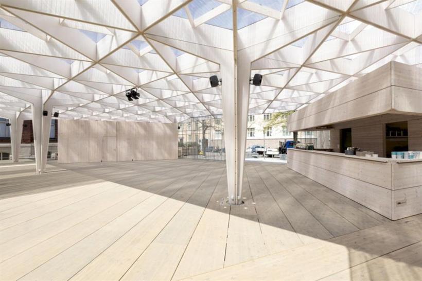 Wood Program - Helsinki World Design Capital 2012