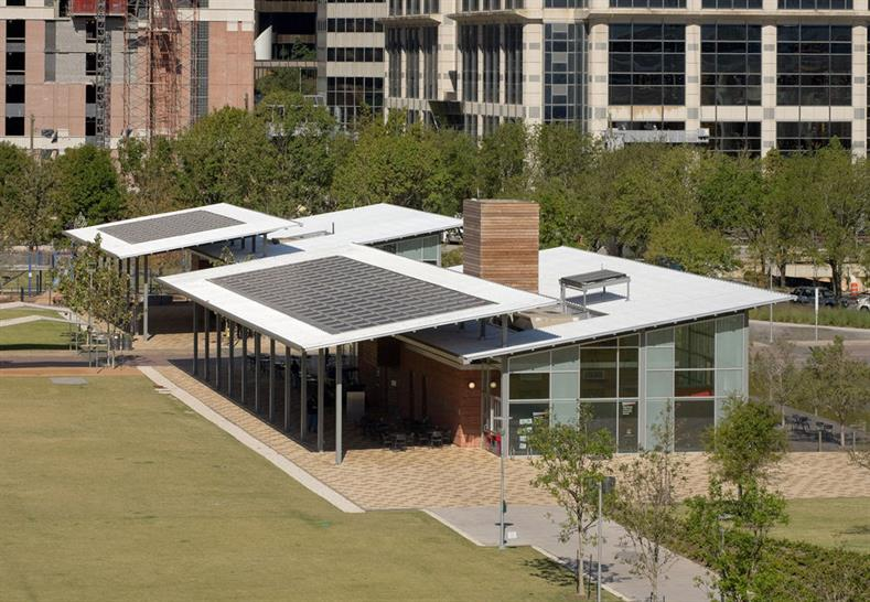 Discovery Green,joint winner 2010 | PageSoutherlandPage