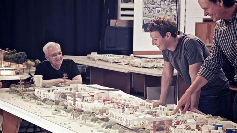Facebook HQ. Image: Facebook