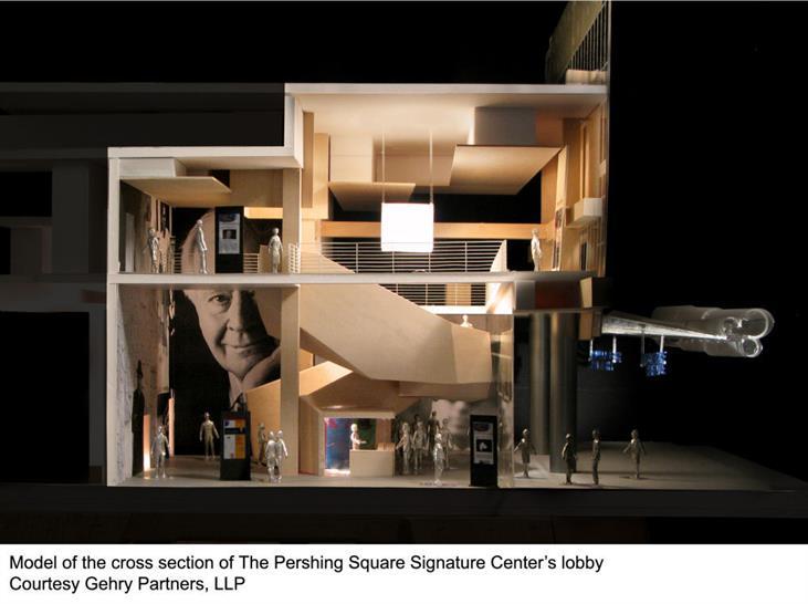 The Pershing Square Signature Theatre Center