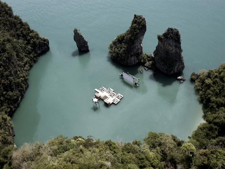 Archipelago Cinema. Image: Piyatat Hemmatat
