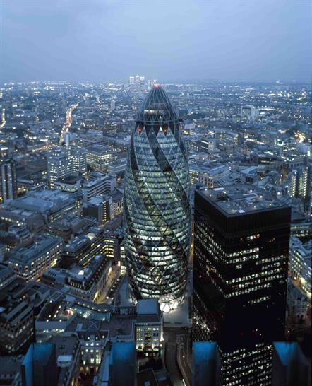 Grant Smith/VIEW, 30 St Mary Axe