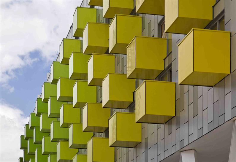 Anthony Weller/VIEW, Barking Learning Centre and Apartments