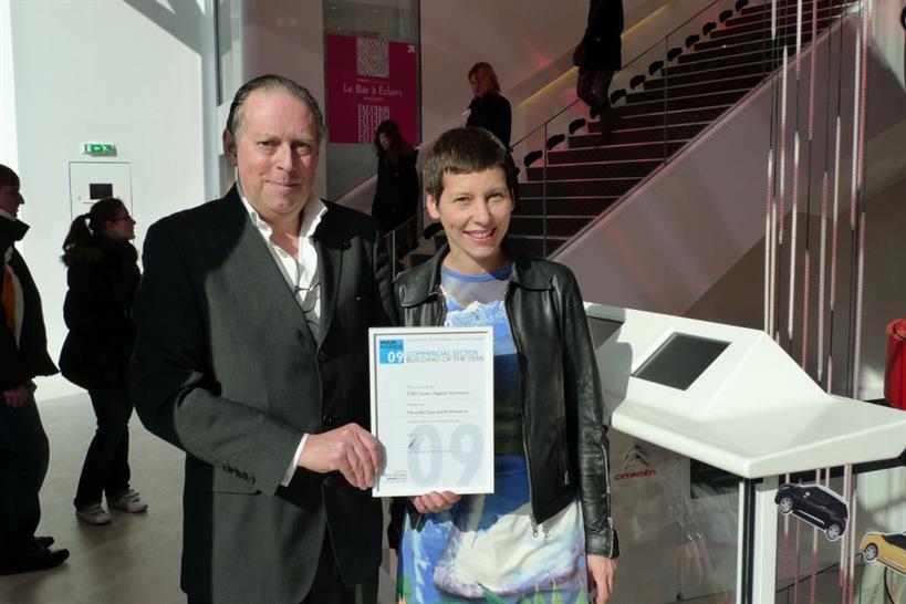 Manuelle Gautrand & Michael Hammond of World Architecture News