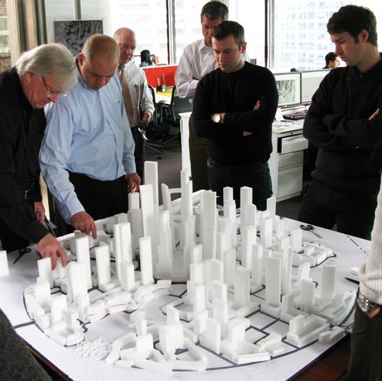 Copyright Adrian Smith + Gordon Gill Architecture