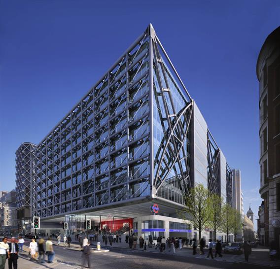 Cannon Place, London, United Kingdom by Foggo Associates