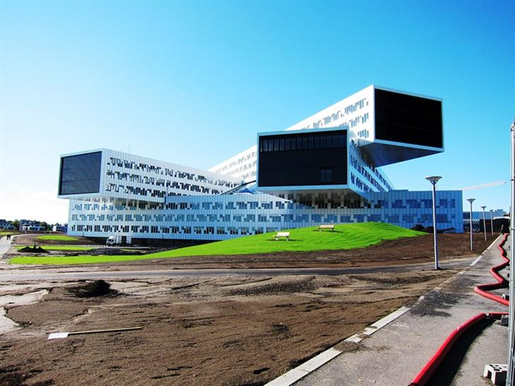 Statoil Oslo Offices, Oslo Norway by a-lab