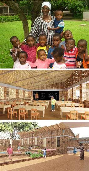 ECONEF Children's Center in Tanzania by ASF Sweden