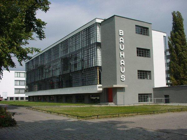 Bauhaus by Walter Gropius