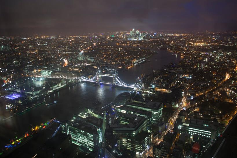 Credit: The View from The Shard