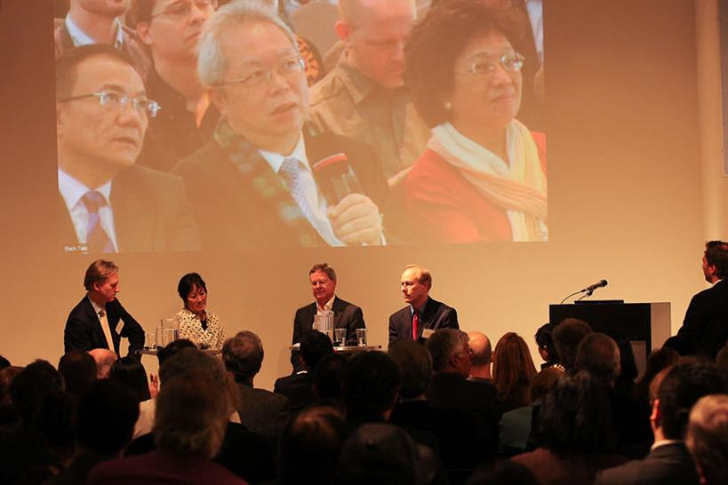 Hong Kong at 15: Redefining the Public Realm panel discussion at the Center for Architecture