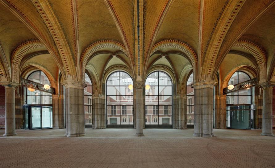 Photo credit: Pedro Pegenaute. Image courtesy of Rijksmuseum