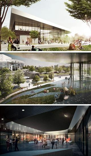 Oliver and Company; Henning Larsen Architects; Gould Evans