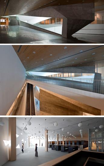 Tel Aviv Museum of Art, Preston Scott Cohen