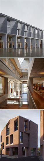 University of Limerick Medical School and student housing, Grafton Architects