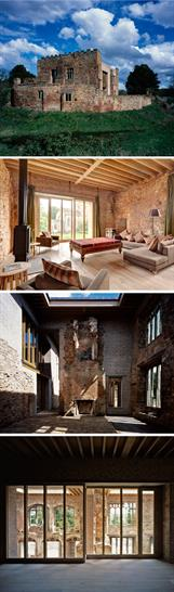 Astley Castle, Witherford Watson Mann Architects