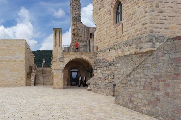 Hambacher Schloss / Hambach Castle by LOMA architecture . landscape . urbanism