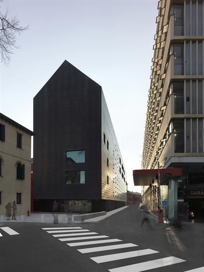 Venetian Law Court Offices - C+S Architects