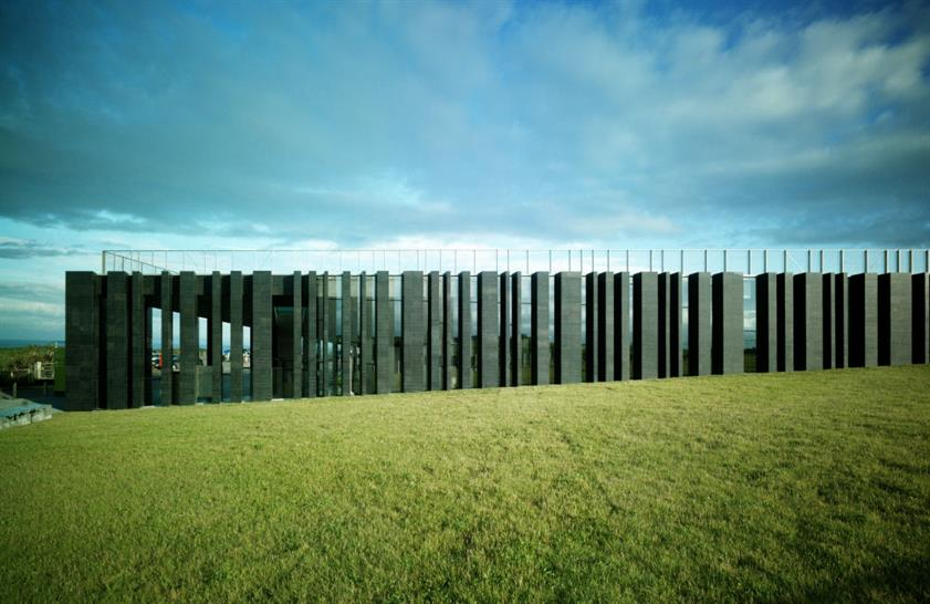 Giant's Causeway Visitor Centre - heneghan peng architects