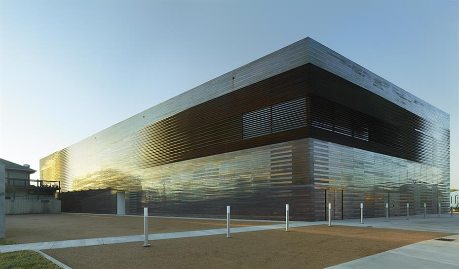 Louisiana State Museum and Sports Hall of Fame - Trahan Architects