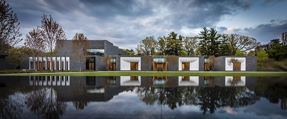 Lakewood Cemetery Garden Mausoleum - HGA Architects and Engineers