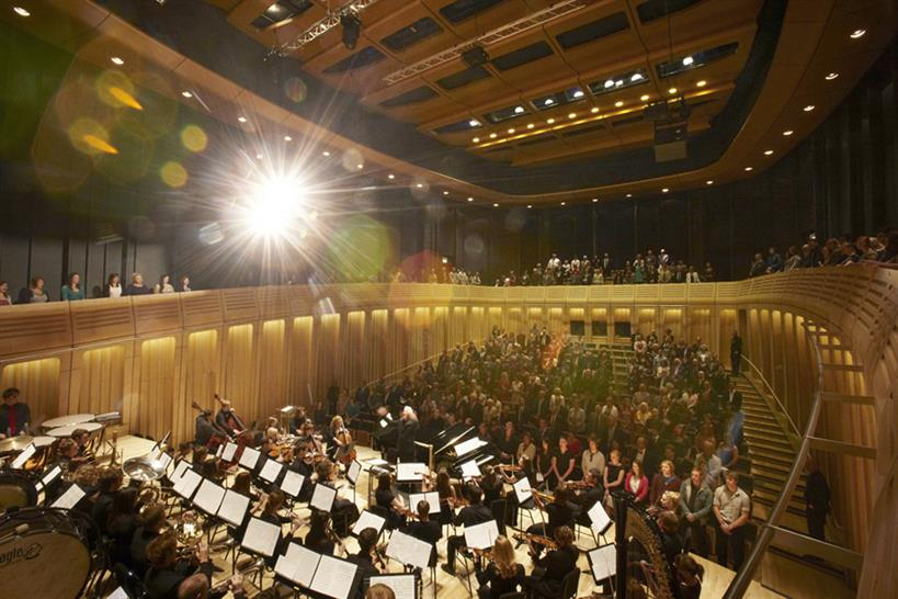 The Royal Welsh College of Music and Drama - Flanagan Lawrence