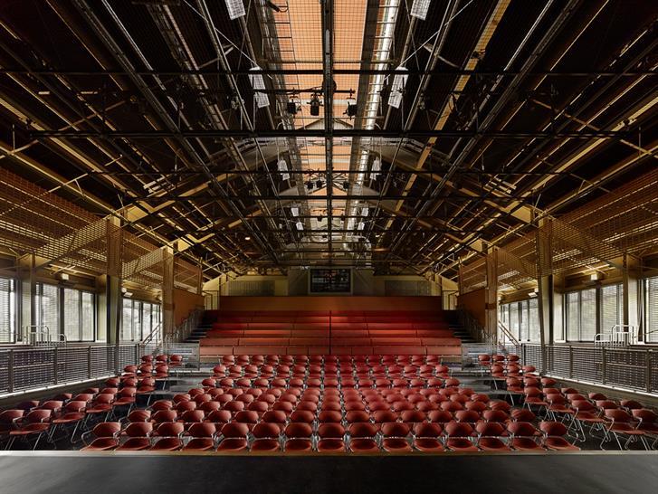 Seabury Hall Creative Arts Barn - Flansburgh Architects