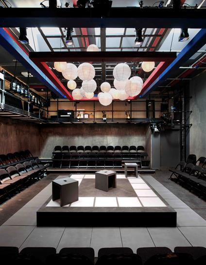 Park Theatre - David Hughes Architects