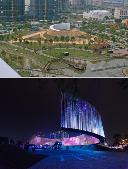 Delta/J. J. Pan Architects