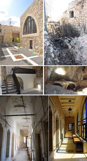 Revitalisation of Birzeit Historic Centre, Birzeit, Palestine by Riwaq - Centre for Architectural Conservation