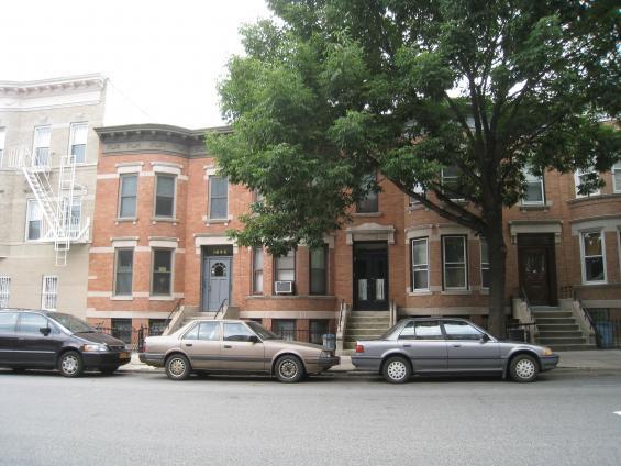Row House in Brooklyn